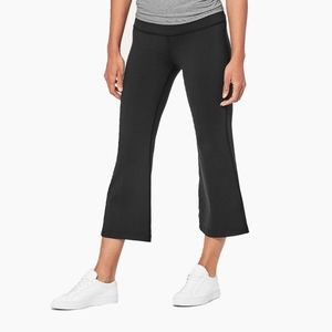 LULULEMON ATHLETICA | GROVE CROPPED PANTS